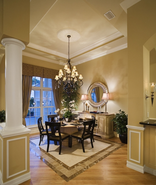 dining room rgb
