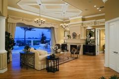 living room rgb